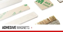 Adhesive Magnets