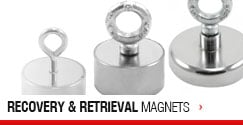 Recovery & Retrieval Magnets