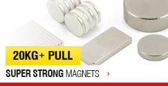 +20kg Pull Super Strong Magnets