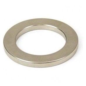60mm O.D. x 40mm I.D. x 5mm thick N42 Neodymium Magnet - 35kg Pull