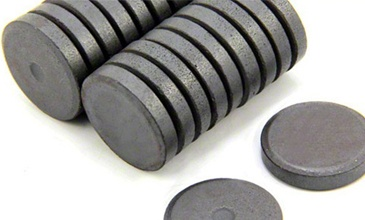 <p>Ferrite disc magnets can be fixed in place using adhesive or can be pushed into circular drilled holes in wood or plastic. Ferrite as a material has a very good resistance to corrosion and has a high maximum operating temperature making it a very versatile magnetic material. Ferrite disc magnets are commonly used in fridge magnets and for craft making.</p>