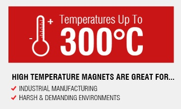 High Temperature Resistance Magnets