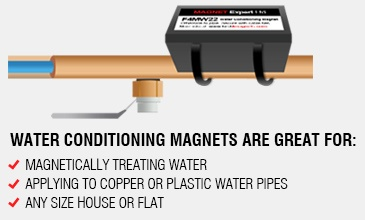 Water Conditioning Magnets
