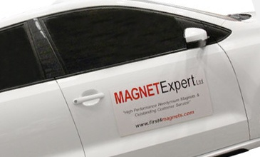 Signage & Vehicle Magnets