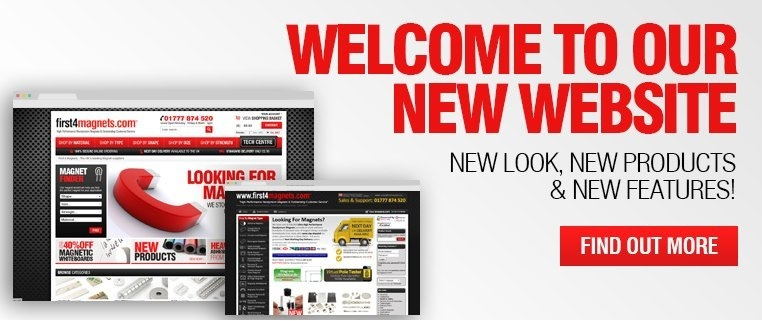 Welcome to our new website. New look, new products and new features.
