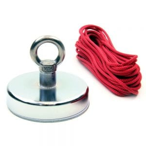 125mm-dia-x-100mm-tall-ferrite-recovery-magnet-with-m14-eyebolt-and-10-metre-rope-130kg-pull-p10805-8619_image