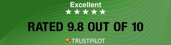 Magnet Expert Reach 9.8 out of 10 on Trustpilot