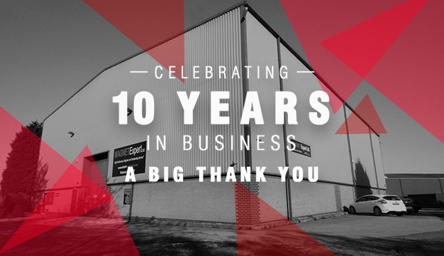 A big thank you - from Magnet Expert Ltd