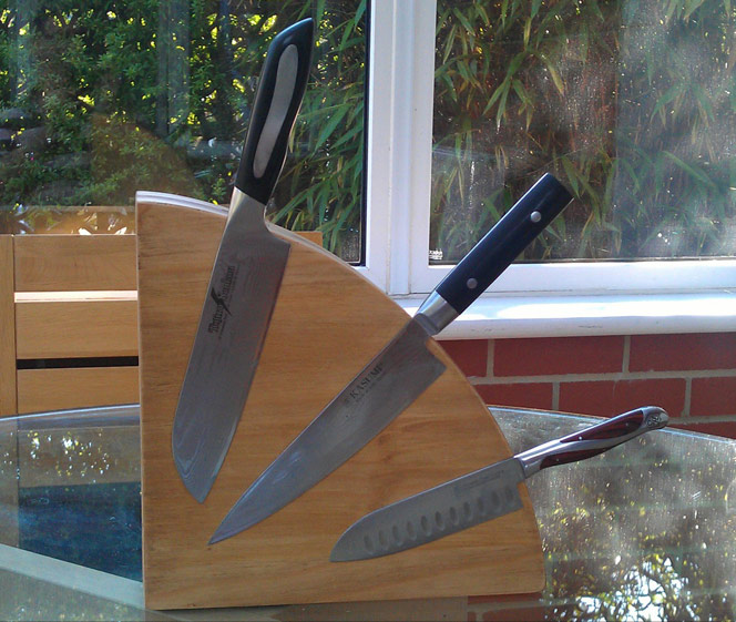 Create A Magnetic Knife Block Applications First4magnets Com
