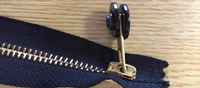 magnetic zip
