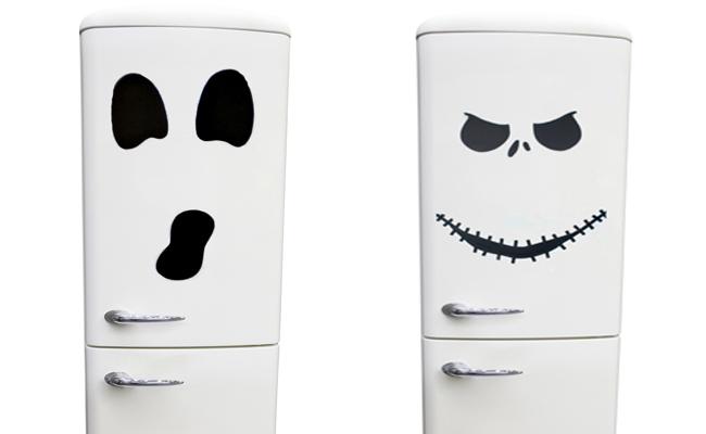 Halloween magnetic fridge decorations