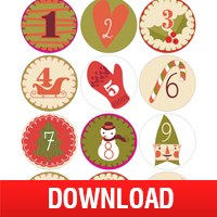 Download Advent calendar designs