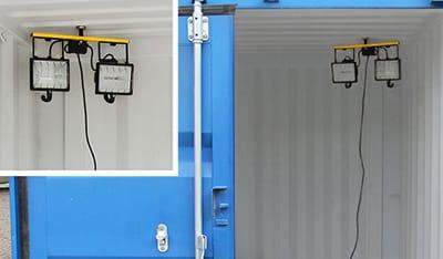 Light Fixtures for Steel Containers 400 pixels