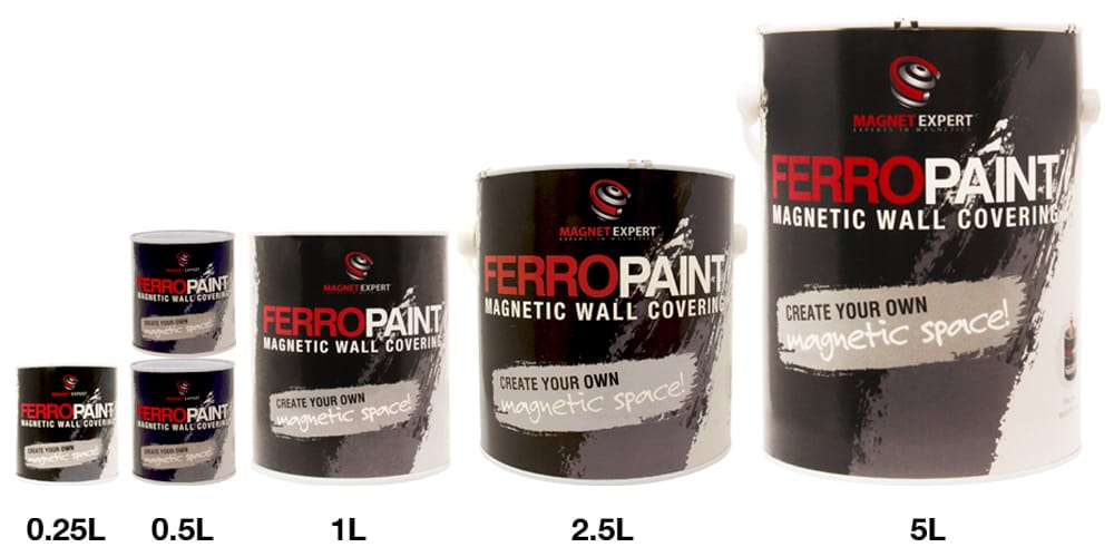 FerroPaint® options