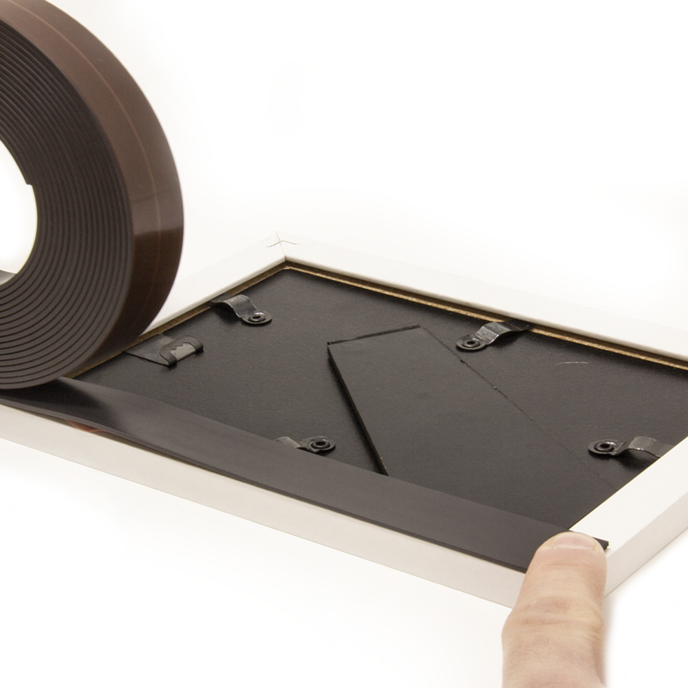 Measure the amount of tape you require