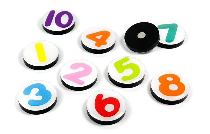 Numerical Magnets