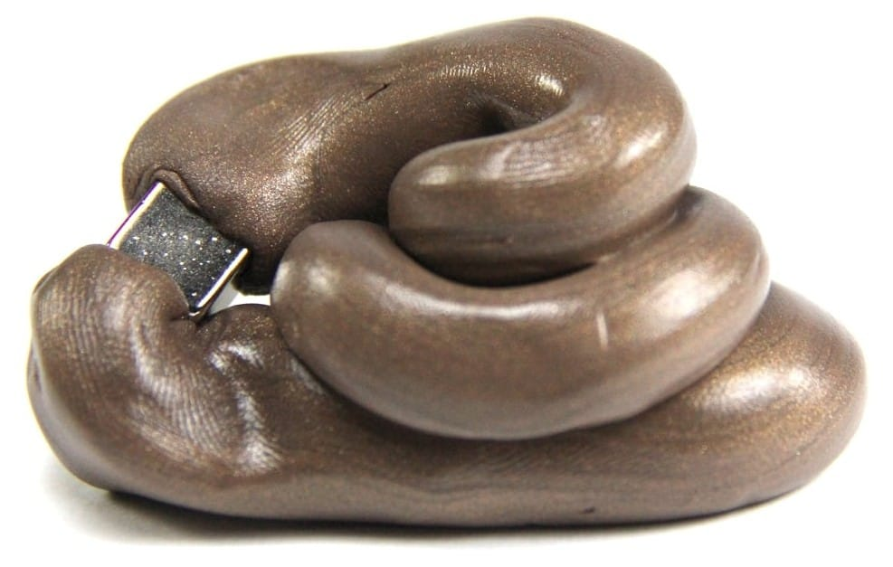 Magnetic Putty in Brown