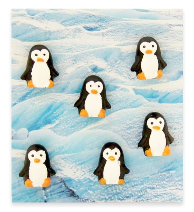 Novelty Penguin Magnets