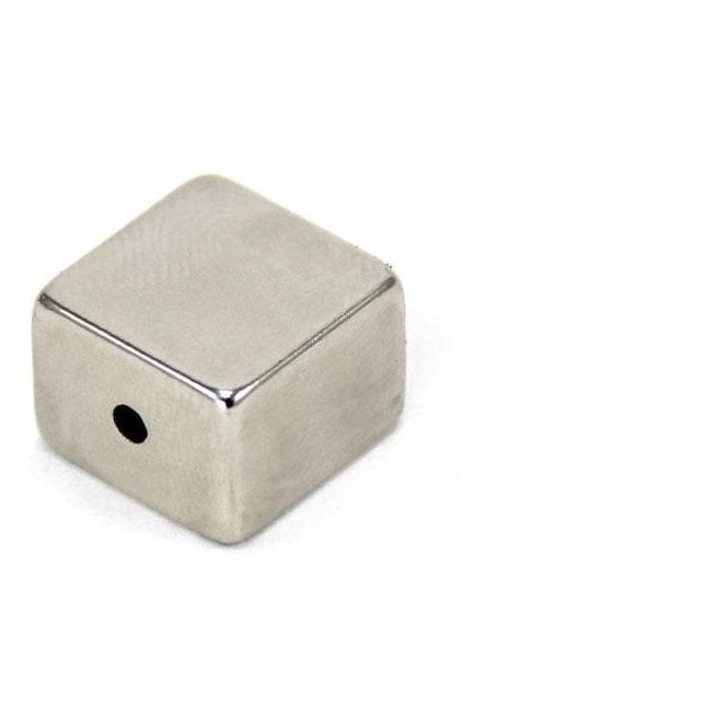 12.7 x 9.3 x 13.2mm N42 Neodymium Magnet c/w 2.0mm hole