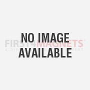 12.7 x 9.3 x 13.2mm N42 Neodymium Magnet c/w 2.5mm hole ( Pack of 4 )