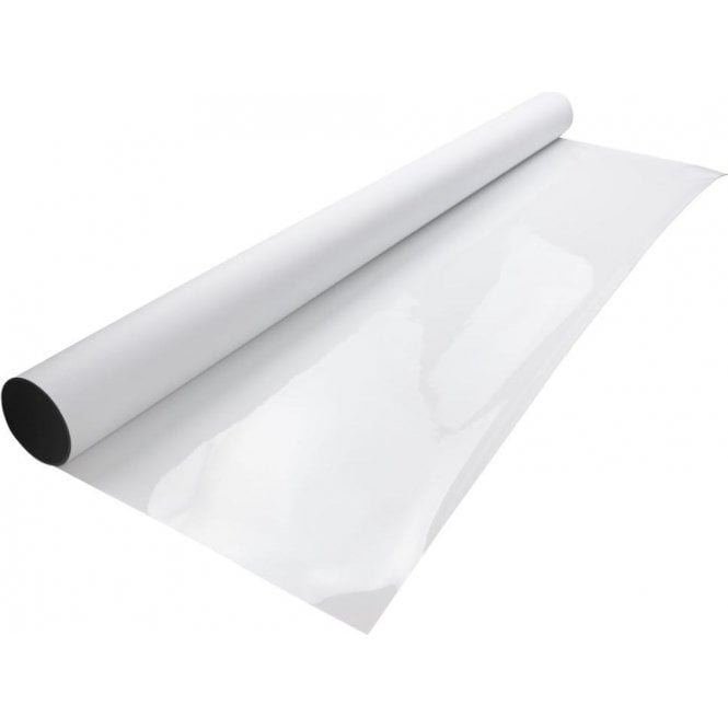 1200mm Wide Flexible Dry Wipe Sheet - Self Adhesive