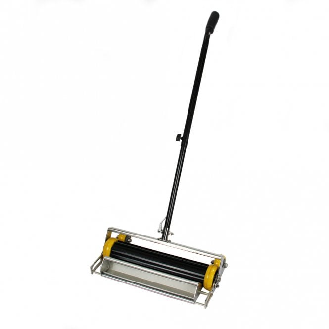 "14"" Neodymium Sweeper with Removable Tray"