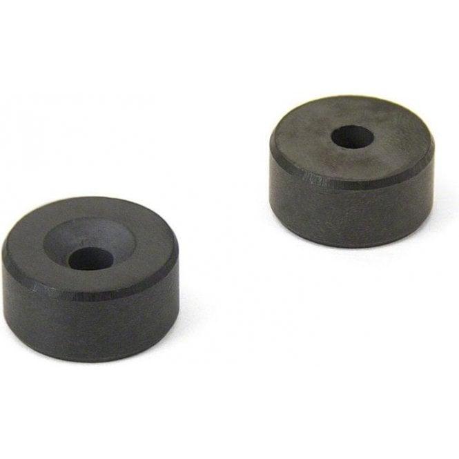 20mm dia x 10mm thick x 5.2mm c/sink Ferrite Magnet - 1.2kg Pull