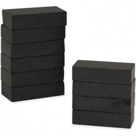 25 x 13 x 6mm thick Y30BH Ferrite Magnet (Pack of 400)