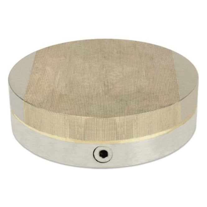 250mm dia x 52mm Magnetic Chuck - Standard Pole Pitch