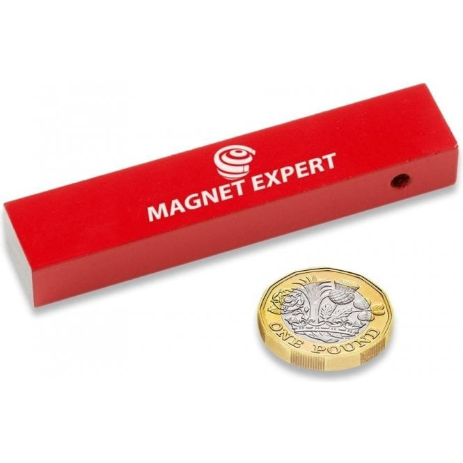 Magnet Expert/® 20 x 10 x 40mm thick N42 Neodymium Magnet 11.2kg Pull Pack of 1