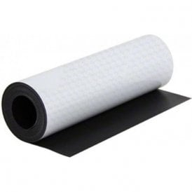 300mm x 0.85mm thick 3M Self Adhesive Flexible Magnetic Sheet