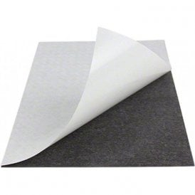 3M Self Adhesive Flexible A4 Magnetic Sheet ( 297 x 210 x 0.85mm ) ( Pack of 10 )