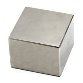 40 x 40 x 30mm Super high Performance N42 Neodymium Magnet - 84kg Pull (Pack of 1)