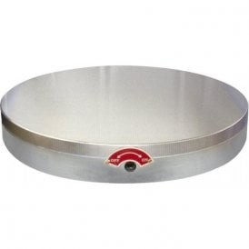400mm dia x 58mm Magnetic Chuck - Fine Pole Pitch