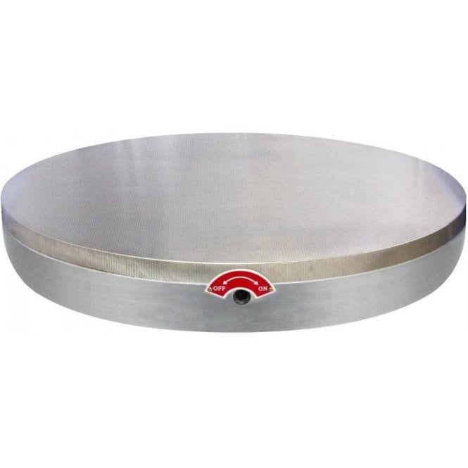 500mm dia x 65mm Magnetic Chuck - Fine Pole Pitch