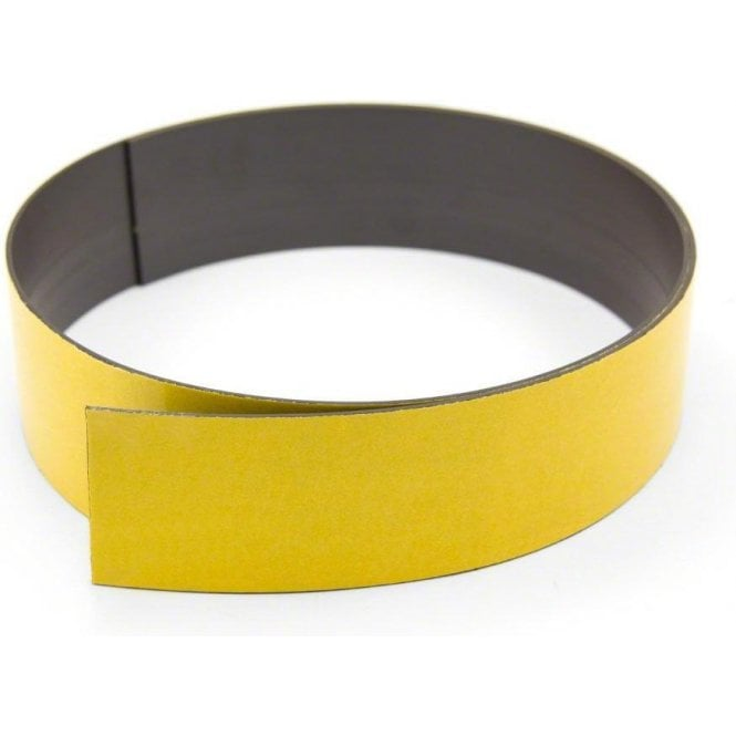 50mm wide Magnetic Tape with Premium Self Adhesive