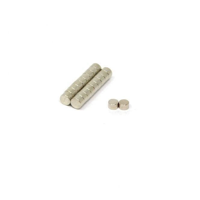 50 NEODYM MAGNETE  20 x 20 x 3mm NdFeB N45 Quadermagnet Nickel