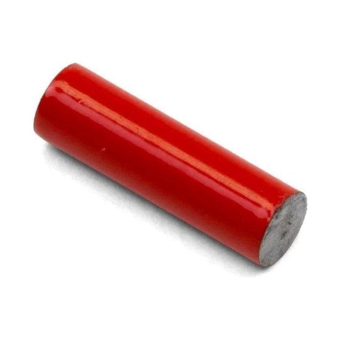 6mm dia x 20mm long Alnico Round Bar / Rod Magnets - TBC kg Pull