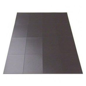 A4 Sheet of 16 Self Adhesive Magnetic Rectangles (74mm x 52mm x 0.76mm)