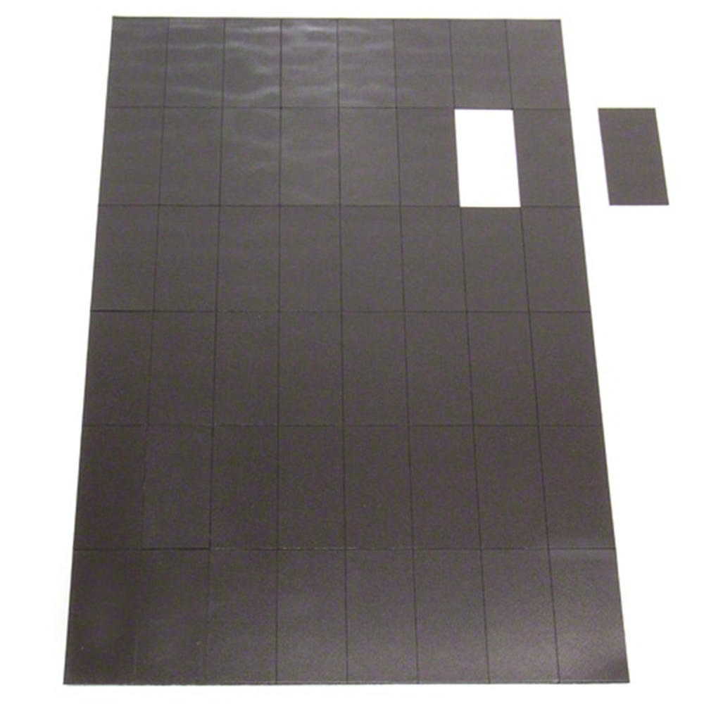 Fta45024a A4 Sheet Of 48 Self Adhesive Magnetic