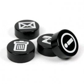 Assorted Popular Shape Office Magnets - Biz
