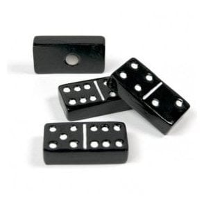 Assorted Popular Shape Office Magnets - Domino