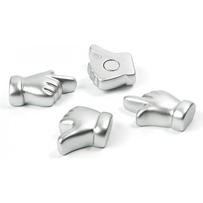 Assorted Popular Shape Office Magnets - Hands