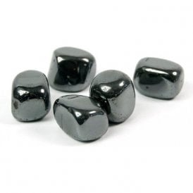 Assorted Popular Shape Office Magnets - Hematite ( 1 set of 5 )