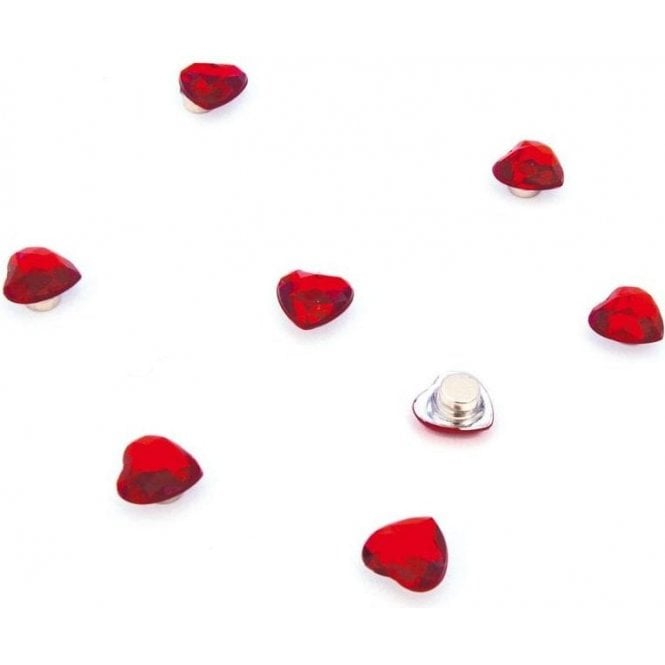 Assorted Popular Shape Office Magnets - Mini Heart