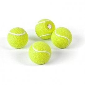 Assorted Popular Shape Office Magnets - Tennis (1 set of 4)