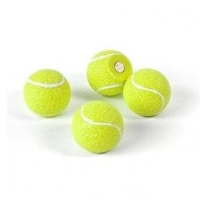 Assorted Popular Shape Office Magnets - Tennis