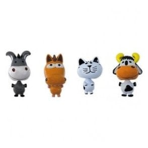 Assorted Swinging Animal Magnets -  Farm