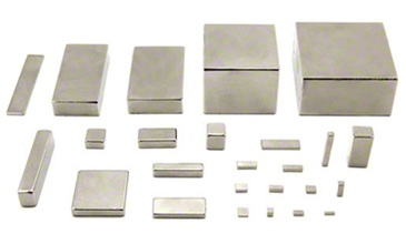 3kg - 5kg Strength Magnets Rectangular