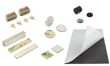 5kg - 10kg Strength Magnets Self-Adhesive
